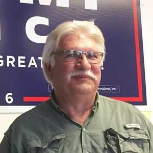 Former Nye County GOP Chair Joe Burdzinski
