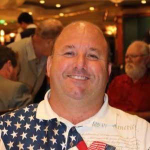 Lyon County Commissioner Ken Gray